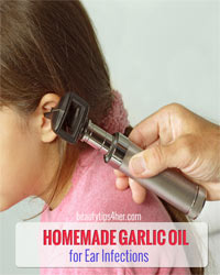 Thumbnail image for Garlic Oil For Ear Infections: Why You Should Make Your Own