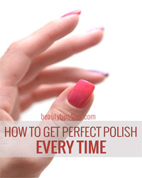 Thumbnail image for How to Get Perfect Polish Every Time
