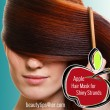 Apple Hair Mask  for Smooth & Shiny Hair Strands