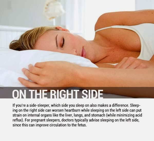 The Best Amp Worst Sleeping Positions Amp How They Affect Your