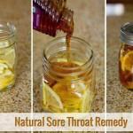 Frugal Sore Throat Tea Recipe