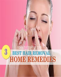 Thumbnail image for 3 Best Hair Removal Home Remedies