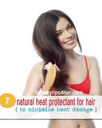 Thumbnail image for 9 Natural Heat Protectants for Hair