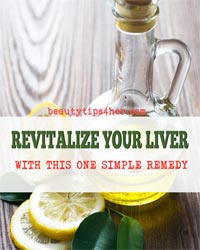 Thumbnail image for Revitalize Your Liver With This One Simple Natural Remedy