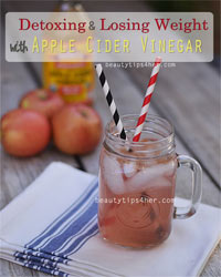 Thumbnail image for Detoxing and Losing Weight with Apple Cider Vinegar