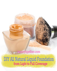 Thumbnail image for DIY All Natural Liquid Foundation from Light to Full Coverage