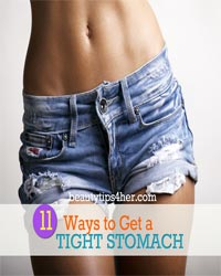 Thumbnail image for 11 Simple Tips for a Flatter, Tighter  Stomach