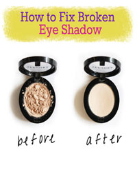 Thumbnail image for How to Fix Shattered or Broken Eyeshadows