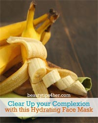 Thumbnail image for Clear Up your Complexion with This Hydrating Banana Face Mask