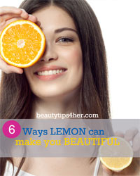 Thumbnail image for 6 Ways Lemons Can Make You Beautiful