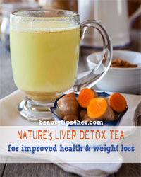 Thumbnail image for A Liver Cleanse Detox Tea to Improve Health and Weight Loss