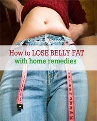 Thumbnail image for How to Lose Belly Fat with Home Remedies