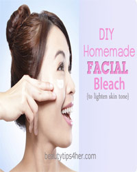 Thumbnail image for DIY Homemade Facial Bleach for Brighter Skin Tone