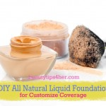 DIY Liquid Foundation for Customized Coverage