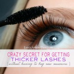 Lush Lashes without Waiting – The Crazy Secret for Getting Thicker Lashes