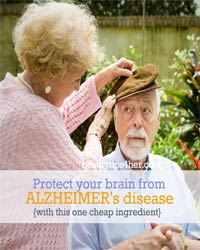Thumbnail image for Protect Your Brain From Alzheimer's Disease With This One Cheap Ingredient