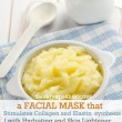DIY Potato Facemask for Lighter, Hydrated Skin
