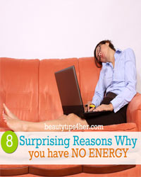 Thumbnail image for 8 Surprising Reasons You Have No Energy