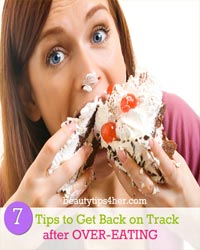 Thumbnail image for 7 Tips To Get Back on Track After Overeating