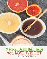 Thumbnail image for Magical Drink that Helps You Lose Weight Extremely Fast