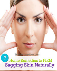 Thumbnail image for 7 Home Remedies to Firm Sagging Skin Naturally