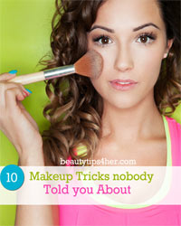 Thumbnail image for 10 Makeup Tricks Nobody Told You About