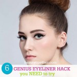 6 Super Smart Eyeliner Hacks You Need To Try