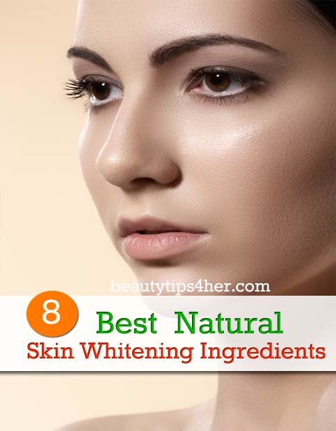 8 Effective and All-Natural Skin Whitening Ingredients ...