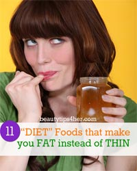 Thumbnail image for 11 Diet Foods That Make You Fat Instead of Thin