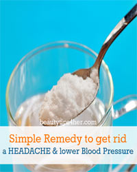 Thumbnail image for A Simple Remedy to Get Rid a Headache And Lower High Blood Pressure