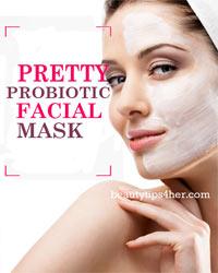 Thumbnail image for DIY Beauty   Pretty Probiotic Facial Mask + Scrub