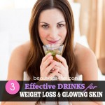 Score Gorgeous Skin and Lose a Few Pounds with These 3 Effective Drinks