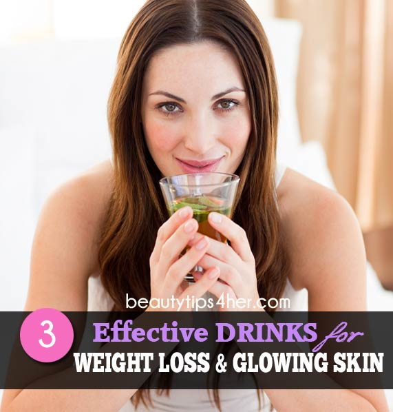 Tips For Effective Weight Loss: Score Gorgeous Skin And Lose A Few Pounds With These 3