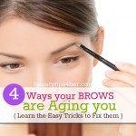 Are Your Brows Making You Look Older? Use These Tricks to Fix the Problem