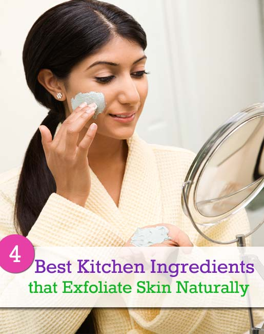 Best Way To Naturally Exfoliate Face