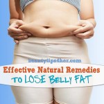 Lose Belly Fat with These All-Natural, Effective Home Remedies