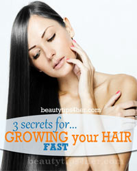 Thumbnail image for 3 Great Vitamins and Foods to Use for Fast Hair Growth