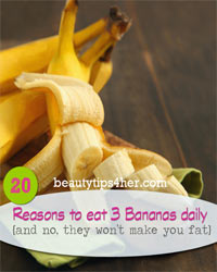 Thumbnail image for 20 Reasons To Eat 3 Bananas Per Day – And No They Won't Make You Fat