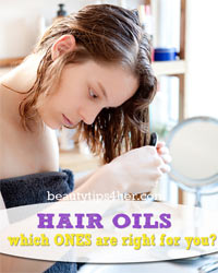 Thumbnail image for Choosing the Right Hair Oil for Your Tresses