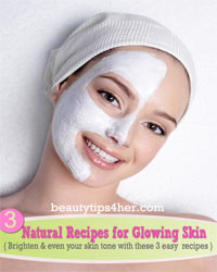 Thumbnail image for 3 Simple Recipes for Brighter, More Even Skin Tone