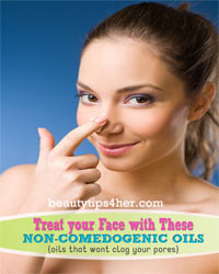 Thumbnail image for Treat Your Face with These Non Comedogenic Oils