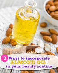 Thumbnail image for 3 Ways on How to Use Almond Oil in Your Beauty Routine