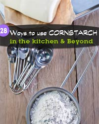 Thumbnail image for 28 Ways to Use Cornstarch in the Kitchen and Beyond