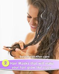 Thumbnail image for 2 Hair Masks to Improve Hair Growth the Natural Way