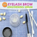 DIY: This 2-Ingredient Serum Is Hollywood's Secret to Thicker Brows and Eyelashes