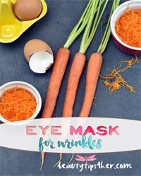 Thumbnail image for DIY: Wrinkle Fighting Retinol Eye Mask