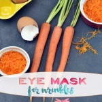 DIY: Wrinkle Fighting Retinol Eye Mask