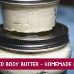 Homemade lotion