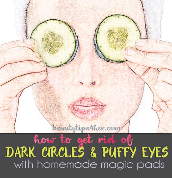 how to get rid of the lines under my eyes