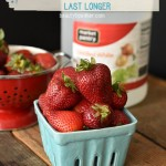 strawberries to last longer